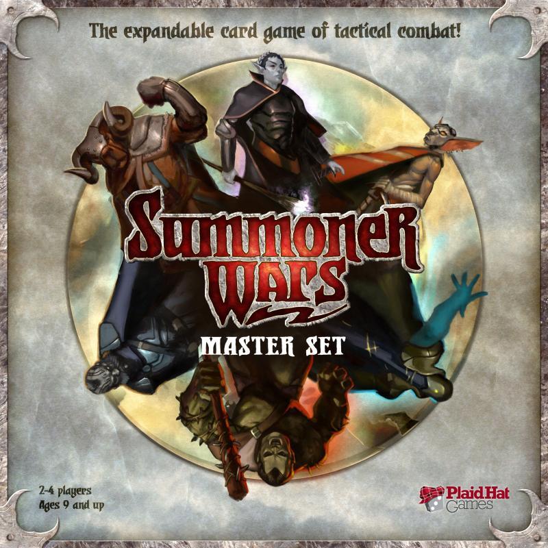 настольная игра Summoner Wars: Master Set