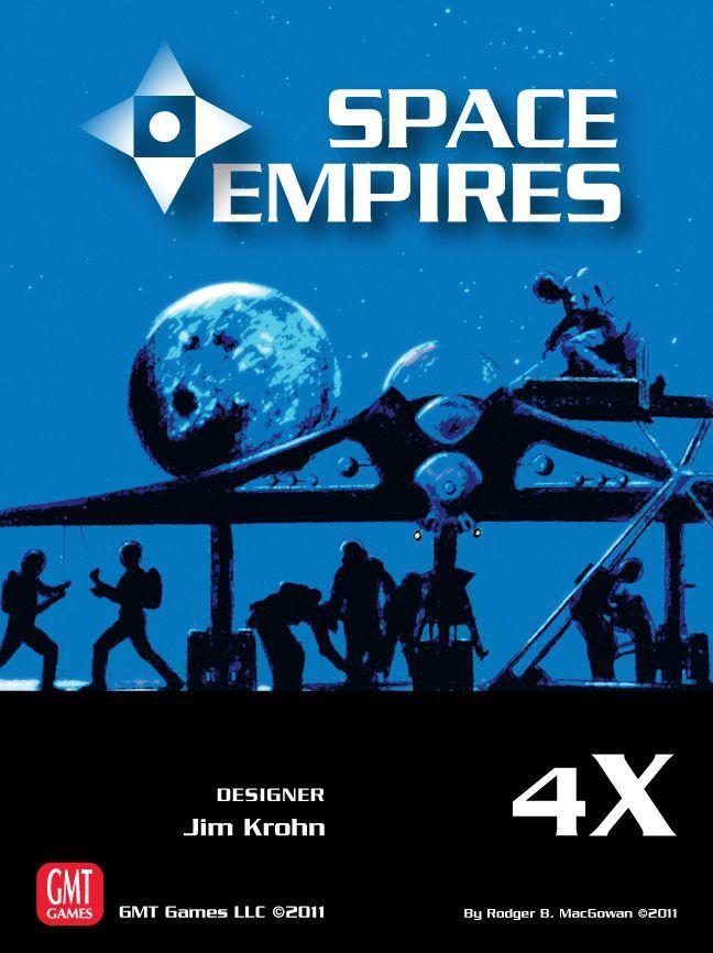 настольная игра Space Empires: 4X Космические империи: 4X