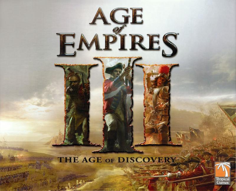 настольная игра Age of Empires III: The Age of Discovery Эпоха Империй III: Эпоха Открытий