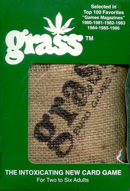 настольная игра Grass Трава