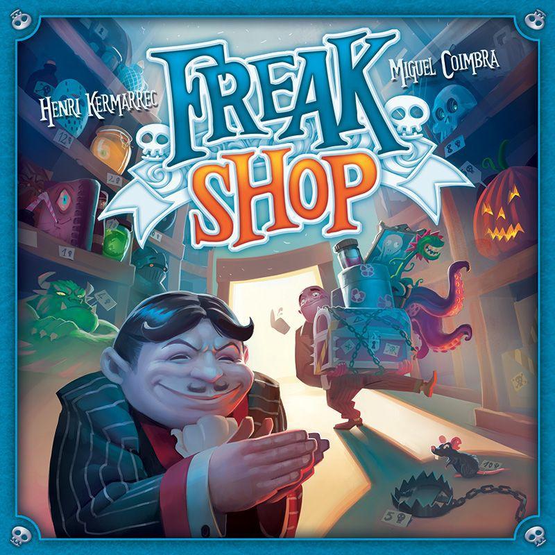 настольная игра Freak Shop