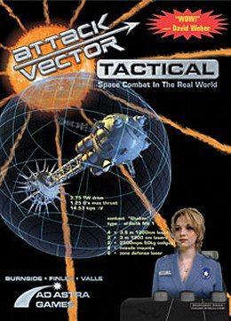 настольная игра Attack Vector: Tactical Вектор атаки: Тактический