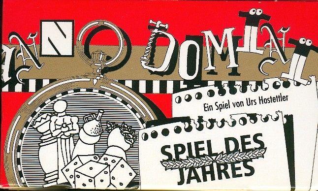 настольная игра Anno Domini: Spiel des Jahres Анно Домини: Spiel des Jahres
