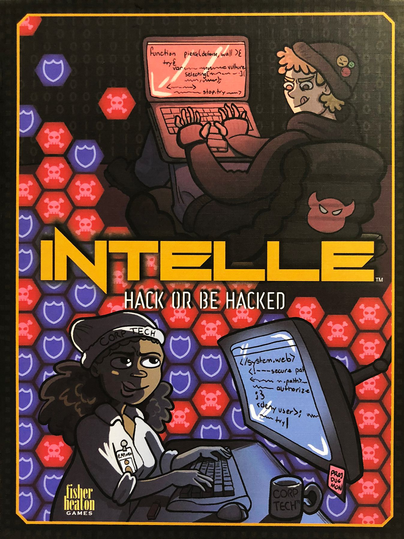 настольная игра Intelle