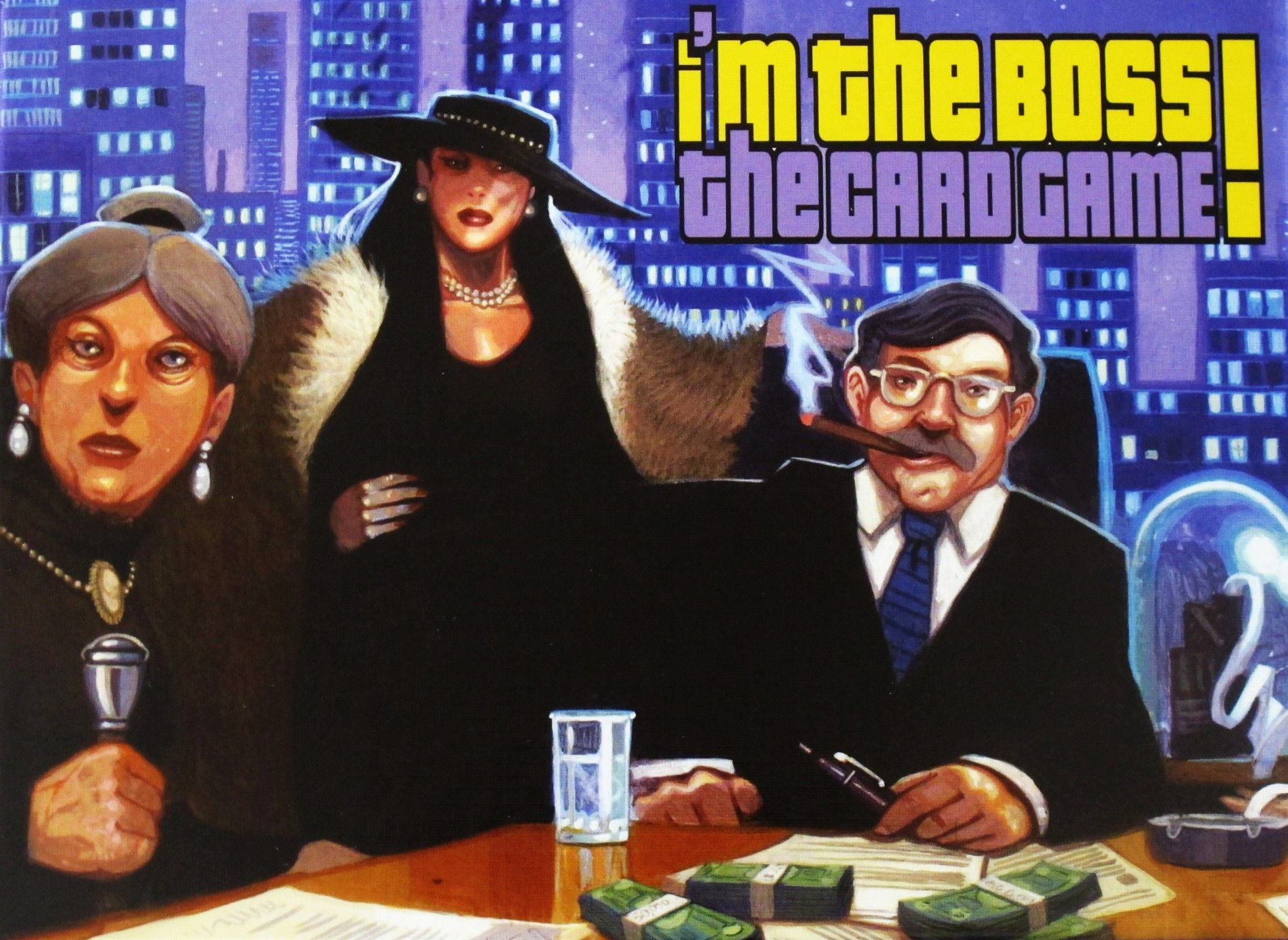настольная игра I'm the Boss!: The Card Game Я босс !: карточная игра