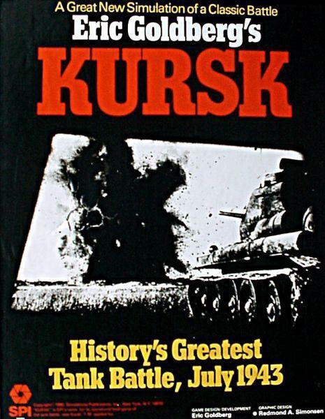 настольная игра Kursk: History's Greatest Tank Battle, July 1943 Курск: величайшая в истории танковая битва, июль 1943 г.