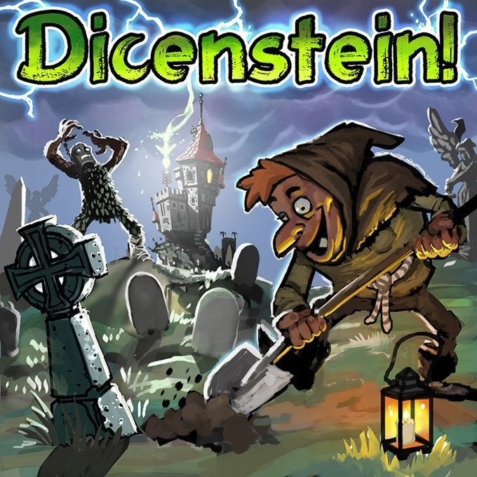 настольная игра Dicenstein