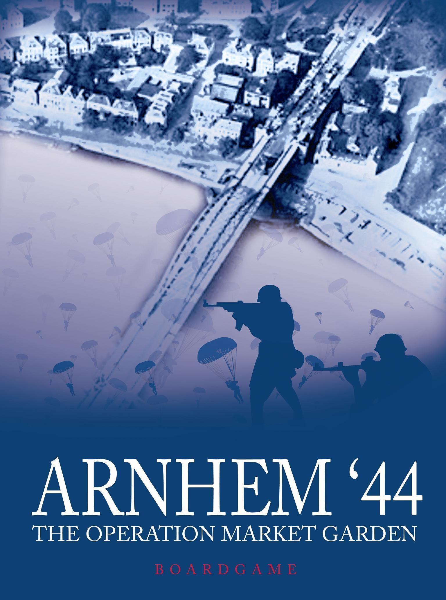 настольная игра Arnhem '44: The Operation Market Garden Boardgame Арнем '44: Операция Market Garden Boardgame