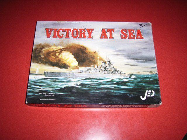 настольная игра Victory at Sea Победа на море