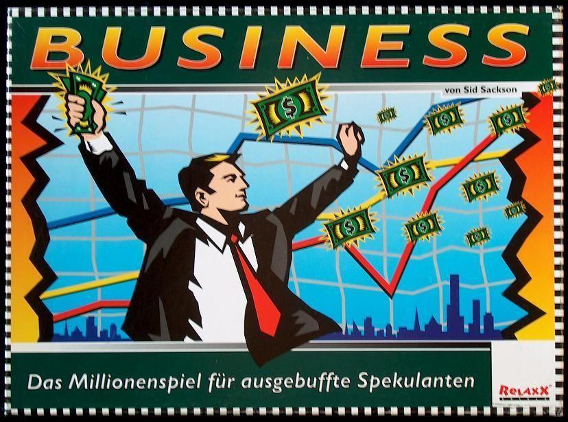настольная игра Business Бизнес