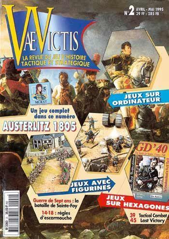 настольная игра Austerlitz 1805: Le choc des cavaleries Аустерлиц 1805: Le choc des cavaleries