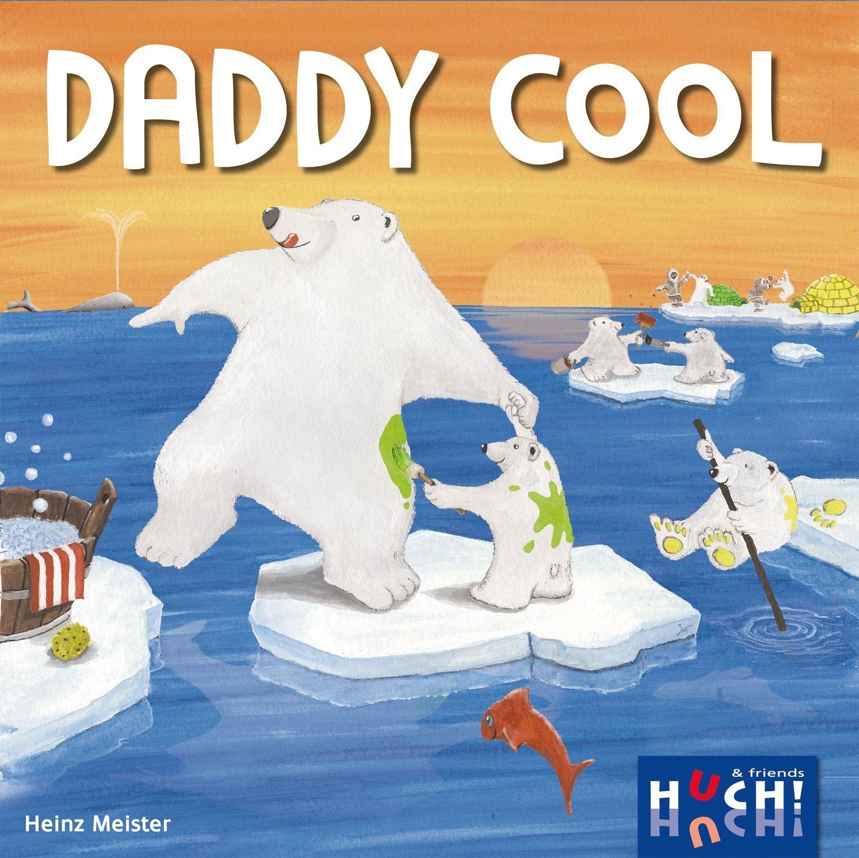 настольная игра Daddy Cool Папа круто