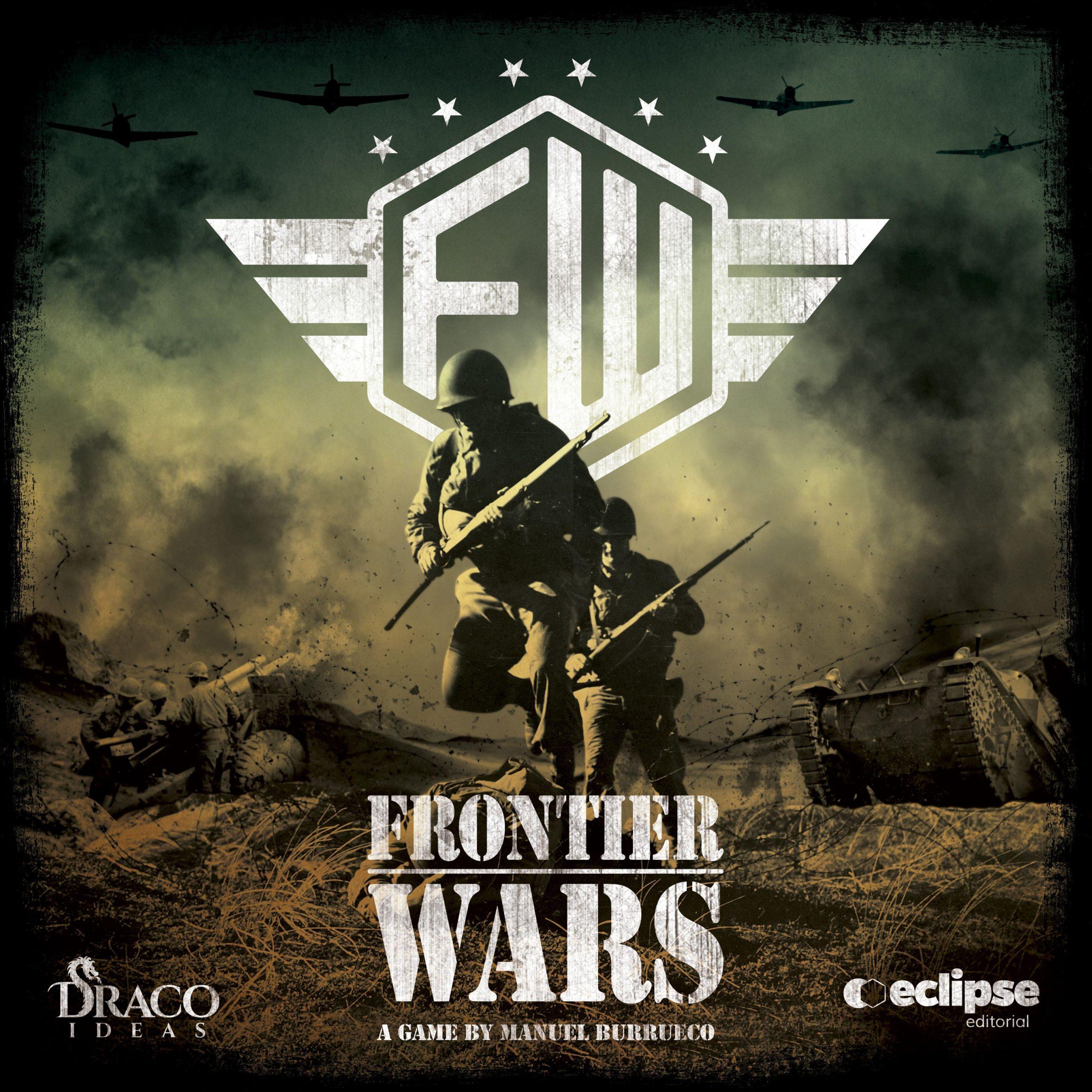 настольная игра Frontier Wars Пограничные войны