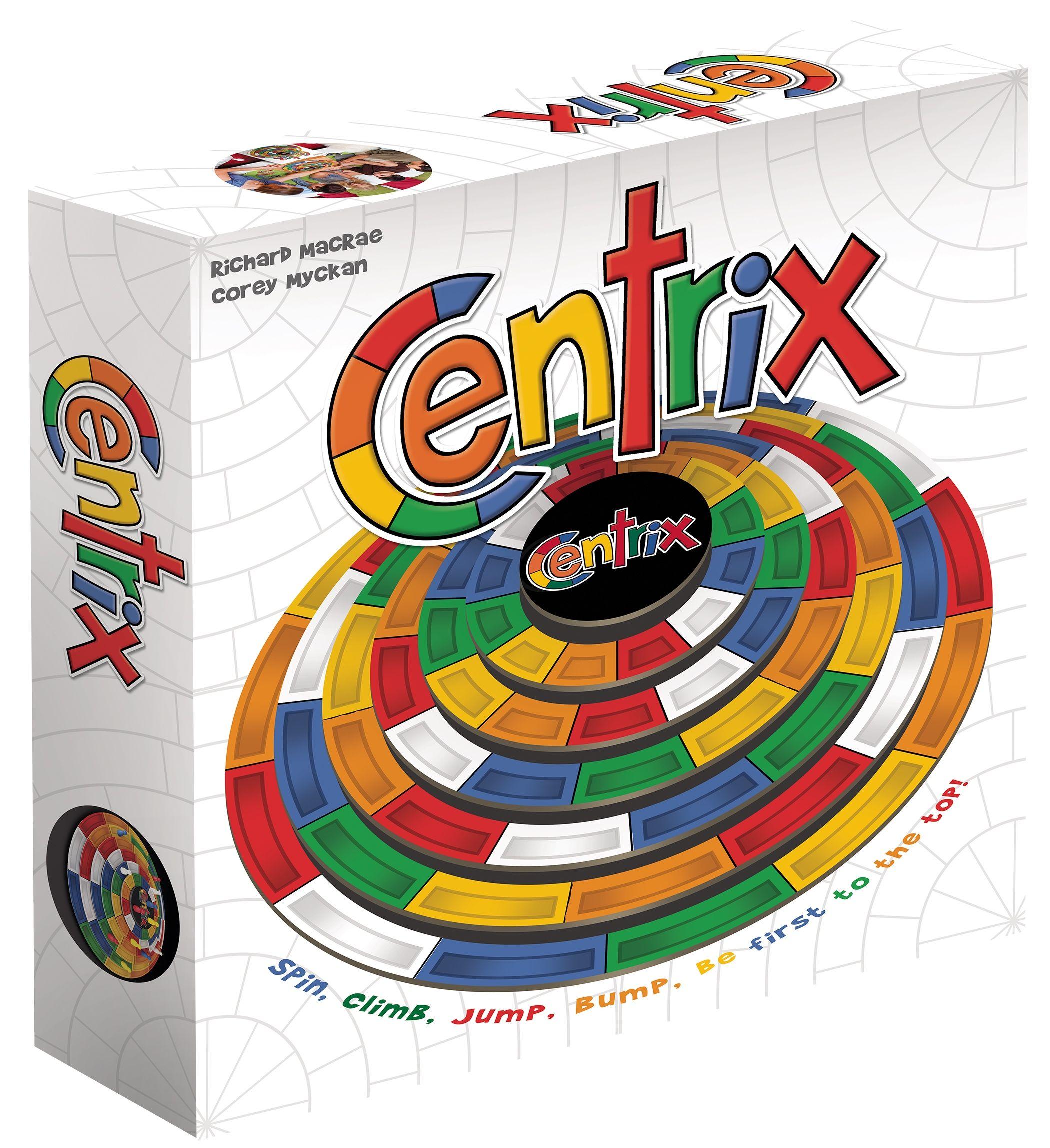 настольная игра Centrix