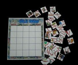 настольная игра Silk Road Maker Создатель шелкового пути
