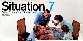 настольная игра Situation 7 Ситуация 7