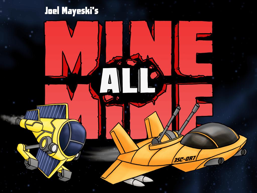 настольная игра Mine, All Mine! Мое, все мое!