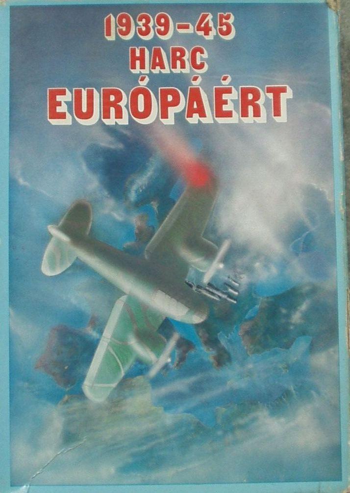 настольная игра 1939-45 Harc Európáért
