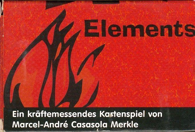 настольная игра Elements Элементы