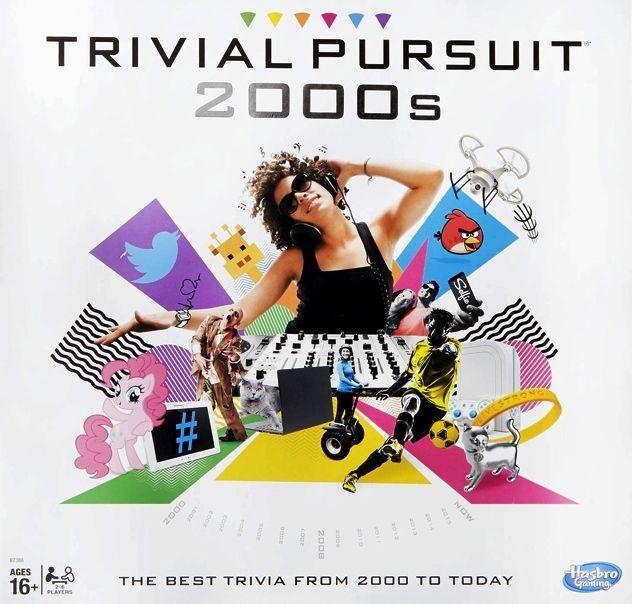 настольная игра Trivial Pursuit: 2000s Edition Trivial Pursuit: издание 2000-х
