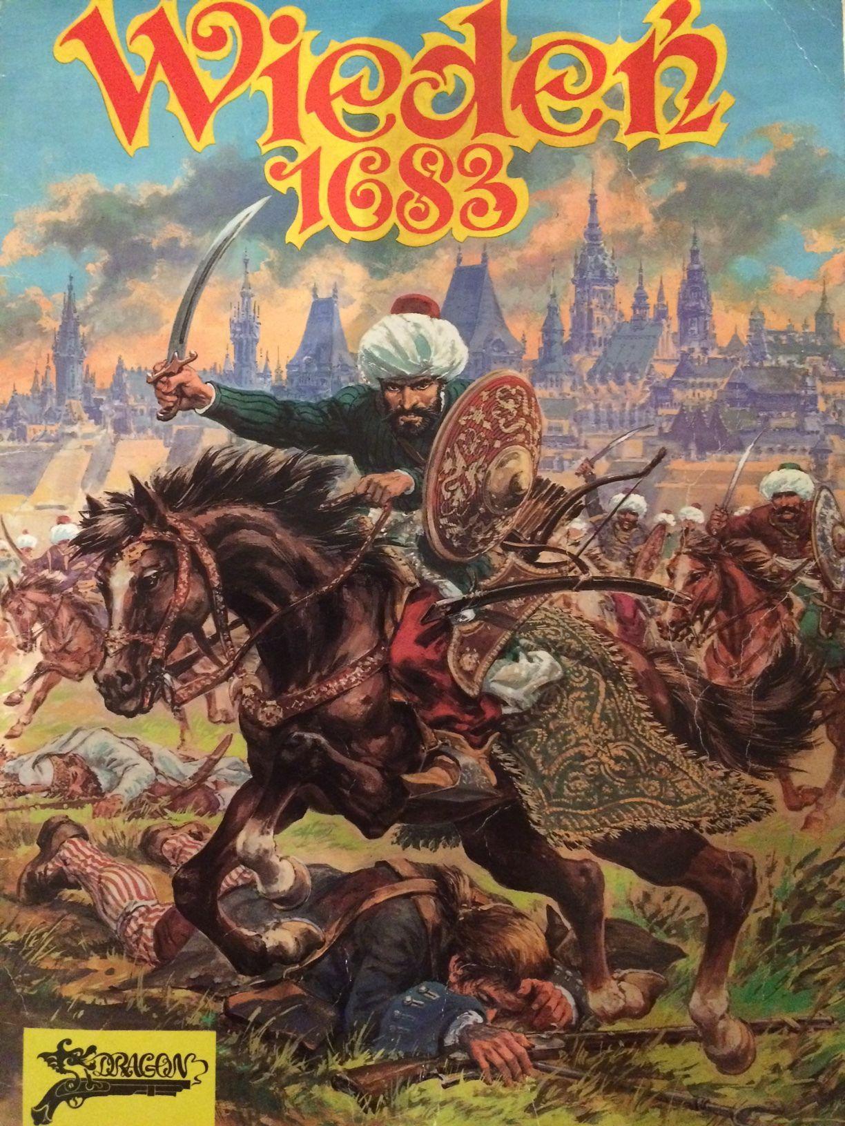 настольная игра Wiedeń 1683 Видень 1683
