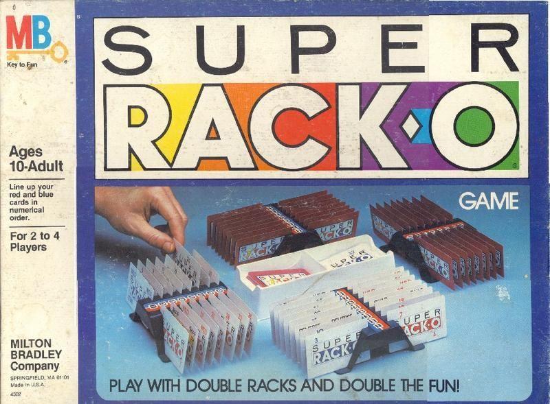 настольная игра Super Rack-O