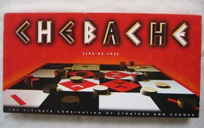 настольная игра Chebache