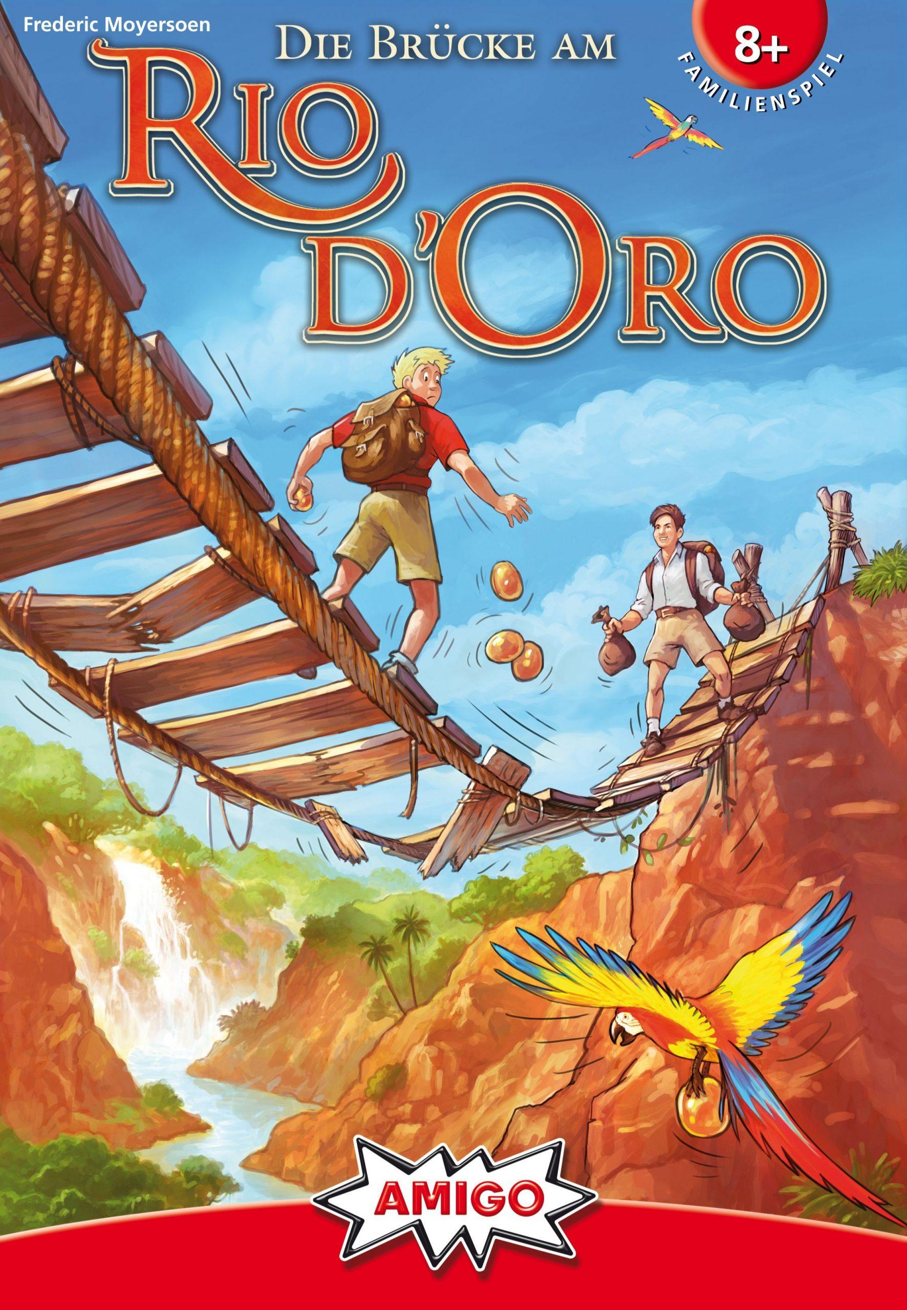 настольная игра The Bridge to Treasure Cave Мост к пещере сокровищ