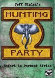 настольная игра Hunting Party Охотничий отряд
