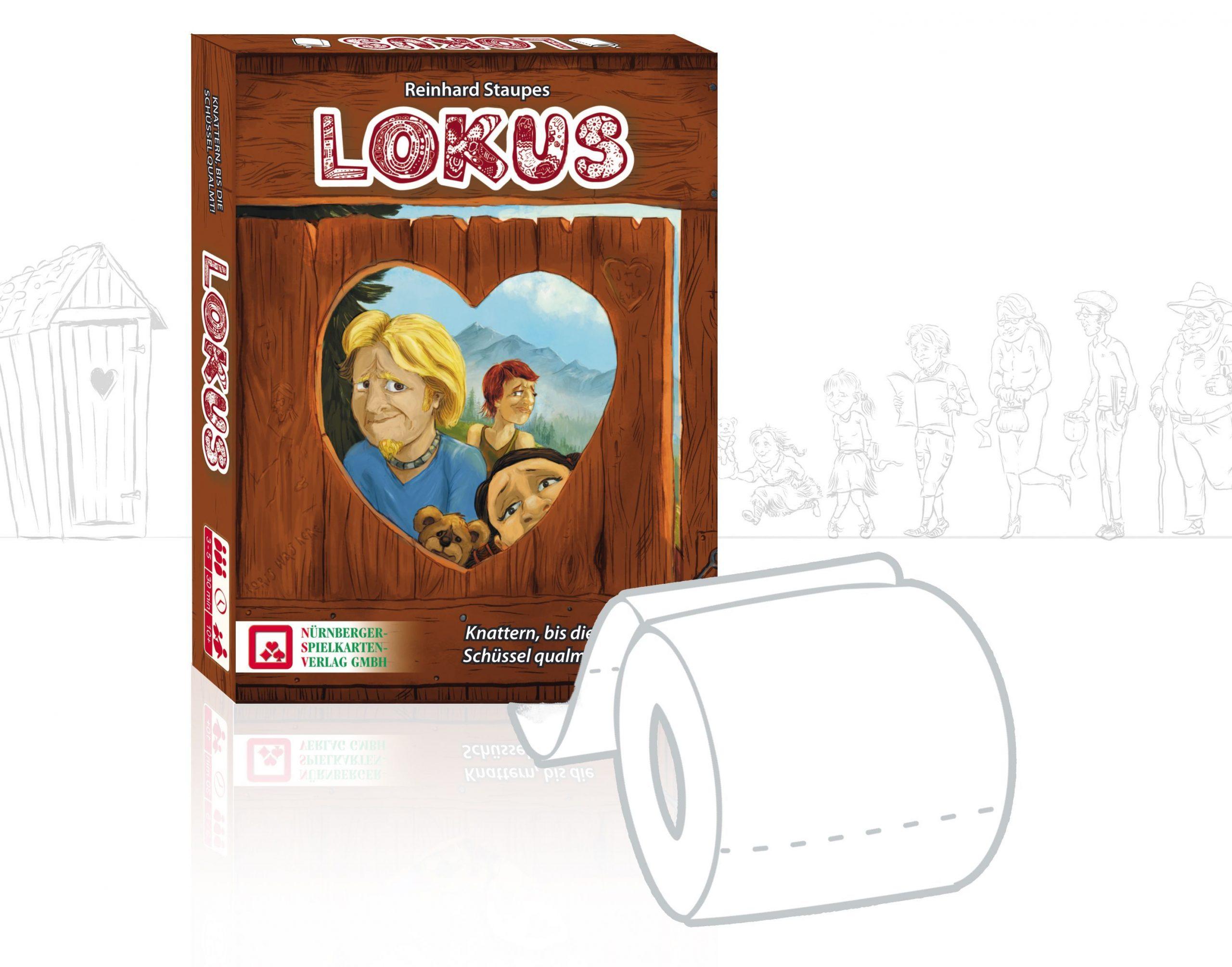 настольная игра Lokus
