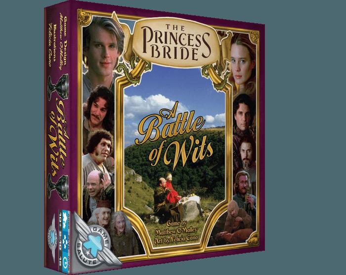 настольная игра The Princess Bride: A Battle of Wits Принцесса-невеста: Битва умов