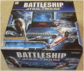 настольная игра Battleship: Star Wars Advanced Mission Морской бой: Продвинутая миссия Звездных войн