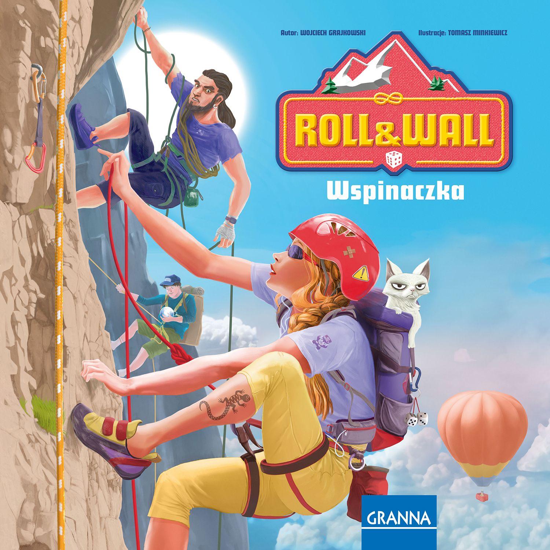 настольная игра Roll & Wall Рулон и стена