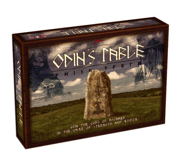 настольная игра Odin's Table Стол Одина