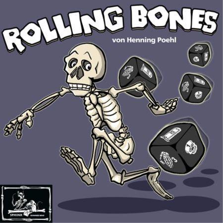 настольная игра Rolling Bones Катящиеся кости