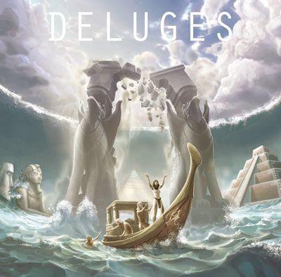 настольная игра Deluges Потопы