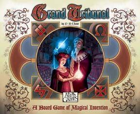 настольная игра Grand Tribunal Большой трибунал