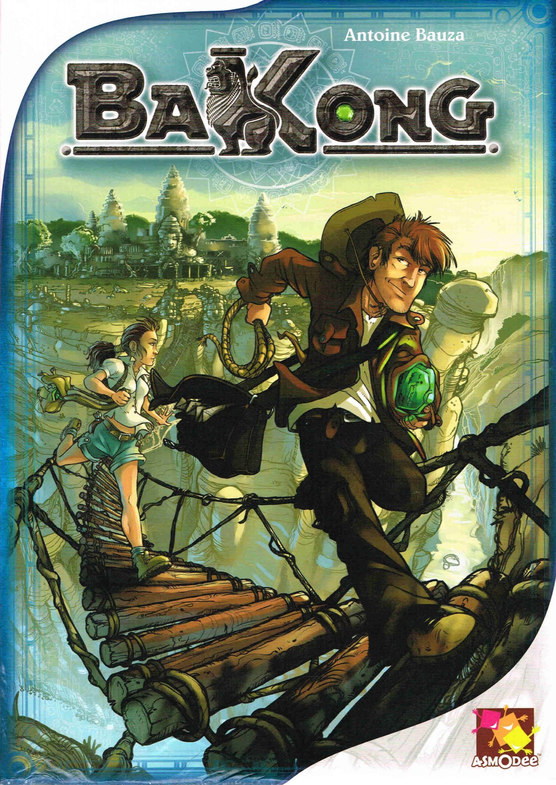 настольная игра Bakong