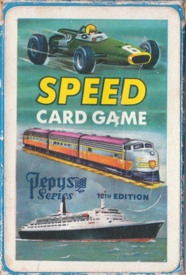 настольная игра Speed Скорость