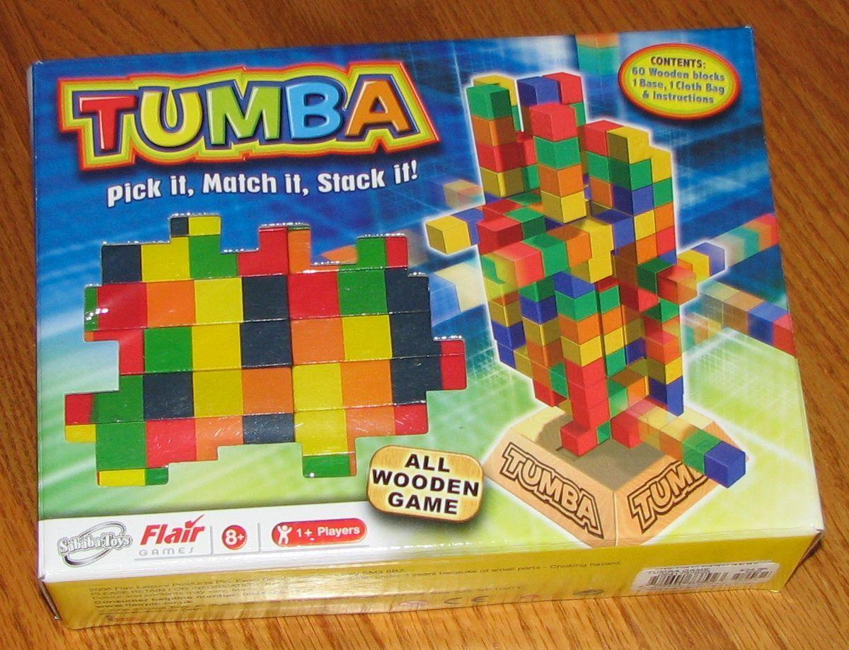 настольная игра Tumba Тумба