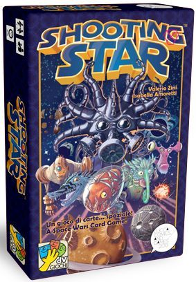 настольная игра Shooting Star Падающая звезда