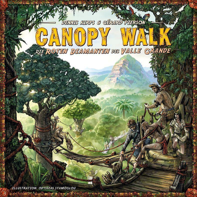 настольная игра Canopy Walk