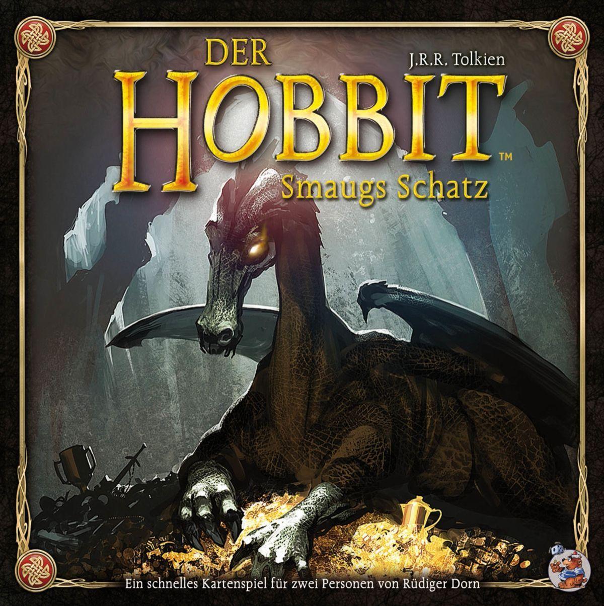 настольная игра The Hobbit: Enchanted Gold Хоббит: Зачарованное золото
