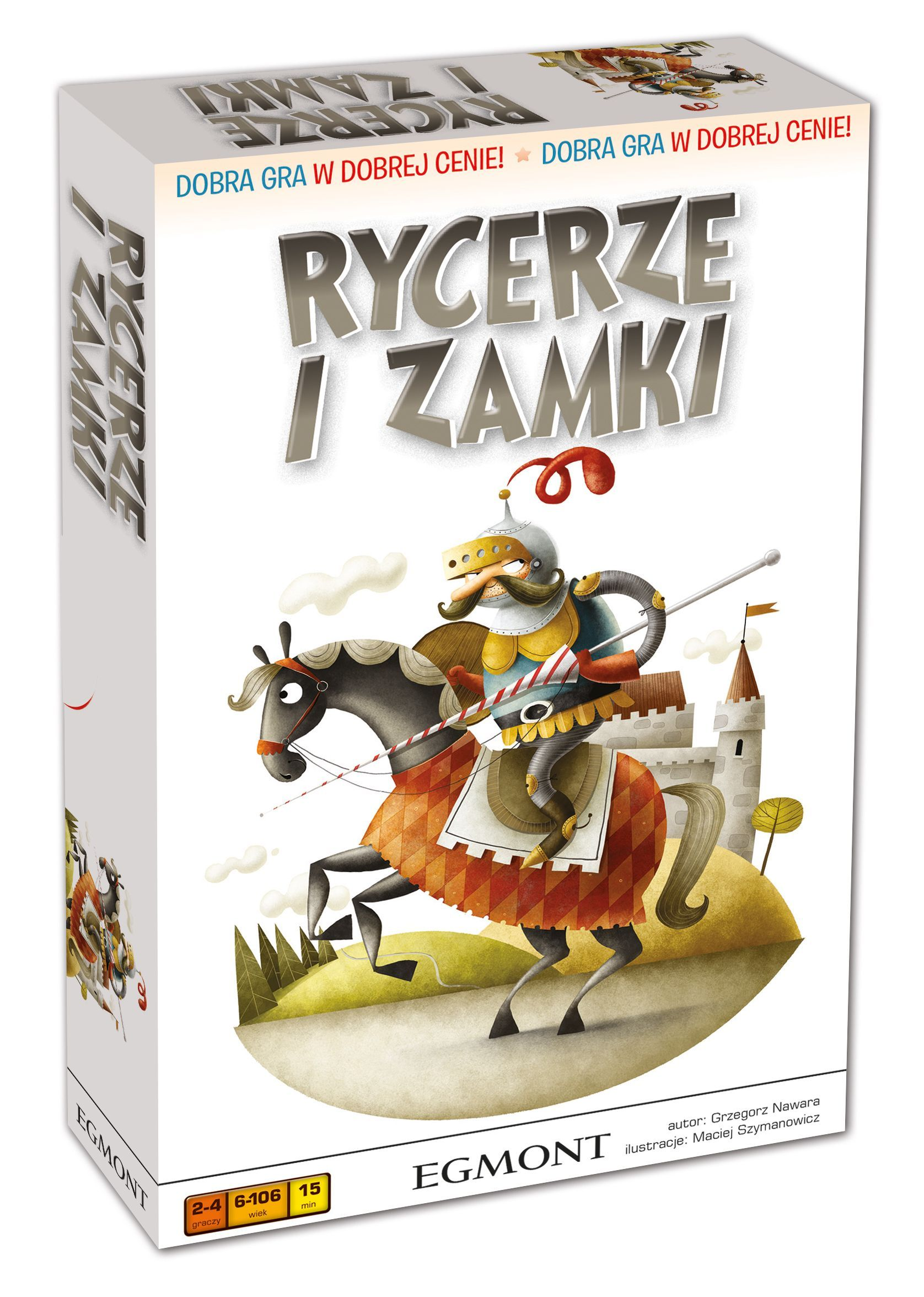 настольная игра Rycerze i Zamki