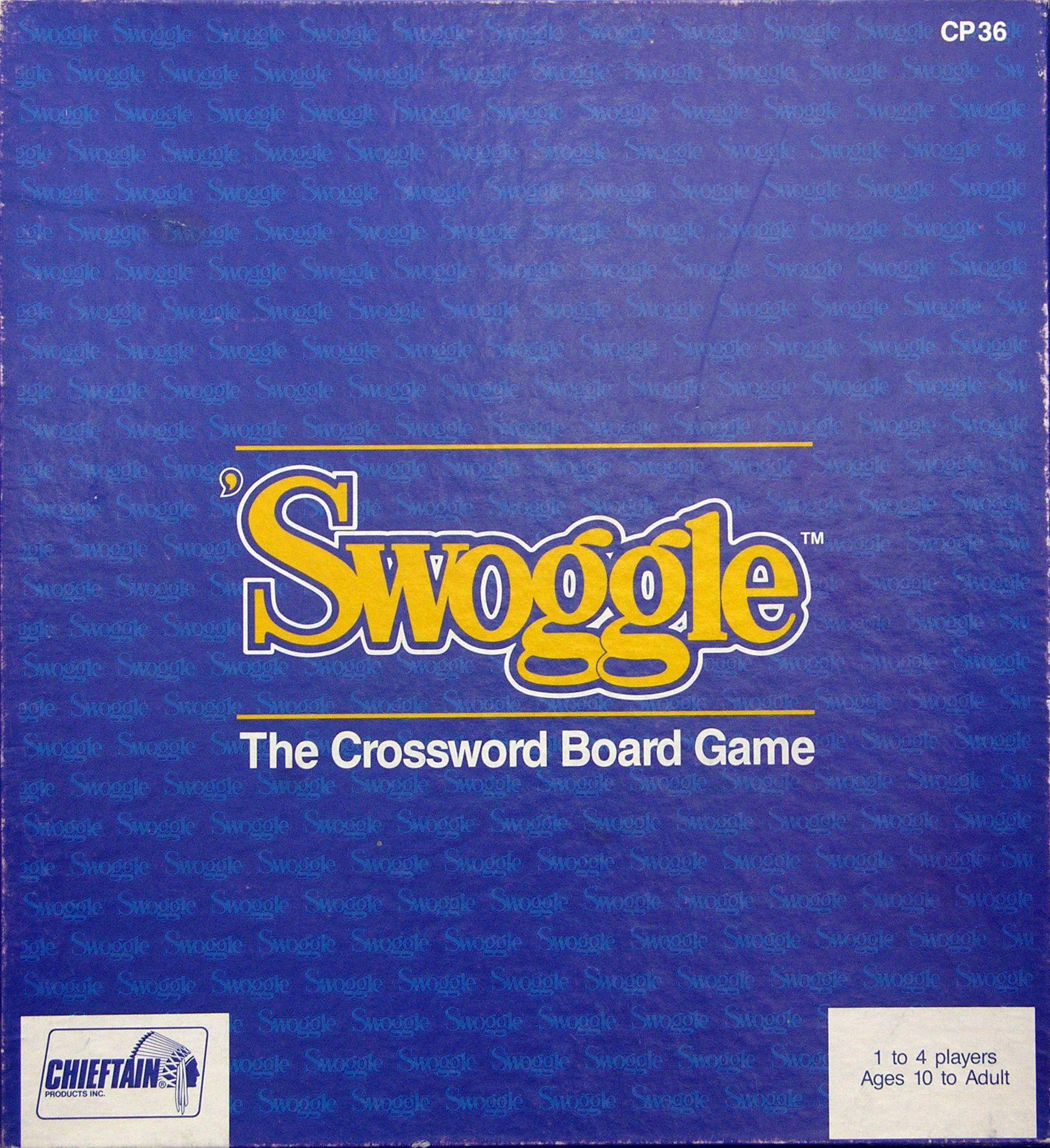 настольная игра Swoggle