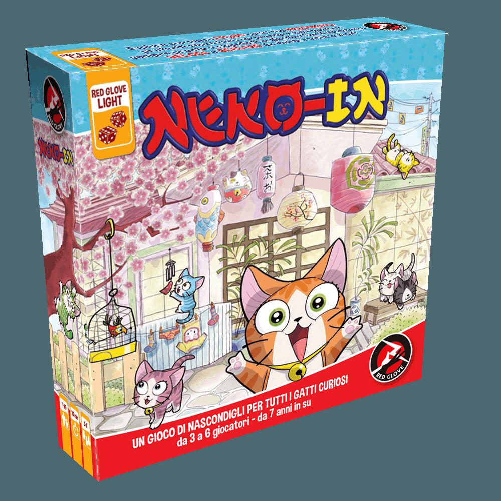 настольная игра Neko-in Неко-ин