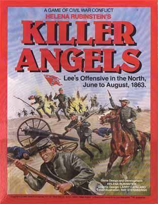 настольная игра Killer Angels Ангелы-убийцы