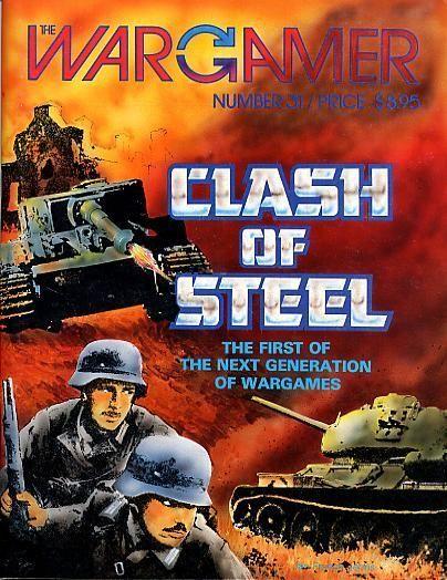настольная игра Clash of Steel Столкновение стали