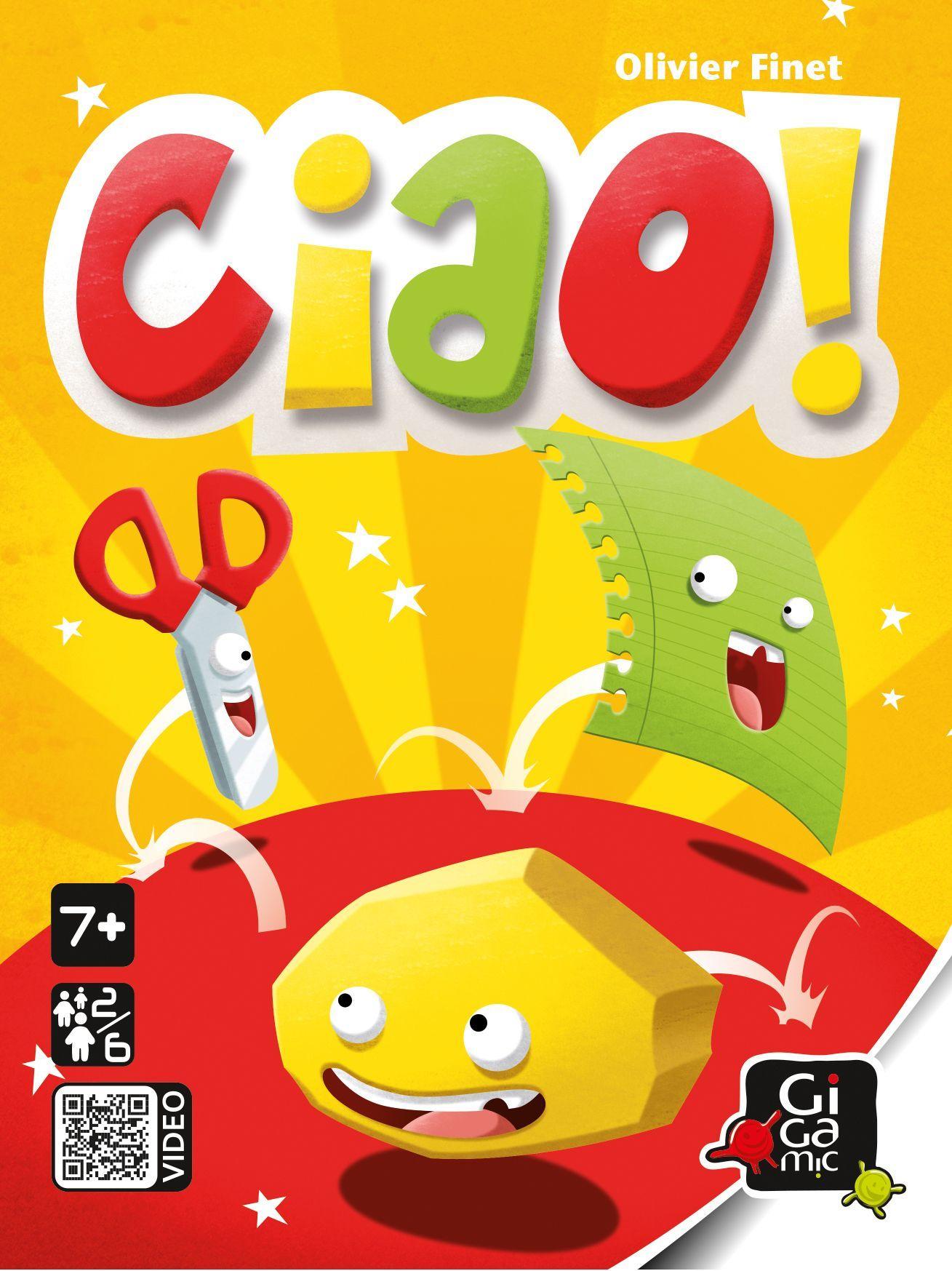 настольная игра Ciao! Чао!