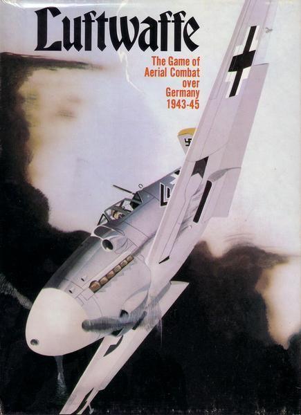 настольная игра Luftwaffe Люфтваффе
